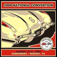 2008 Hershey, PA - Convention Logo