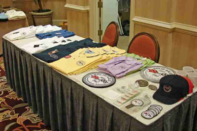 2008 SACC Convention - Harrisburg/Hershey, PA - Merchandise Display