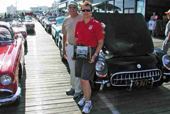 2008 Ocean City, NJ - Boyers with their '54